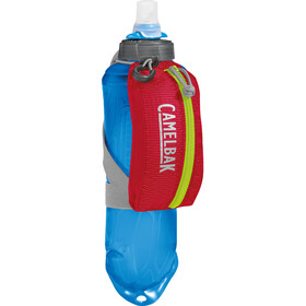 CamelBak Nano Handheld, crimson red/lime punch